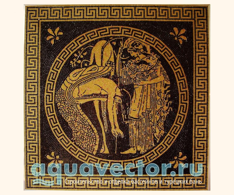 Матричное панно «Мифы Древней Греции»