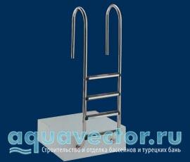 Лестницы для бассейнов INA