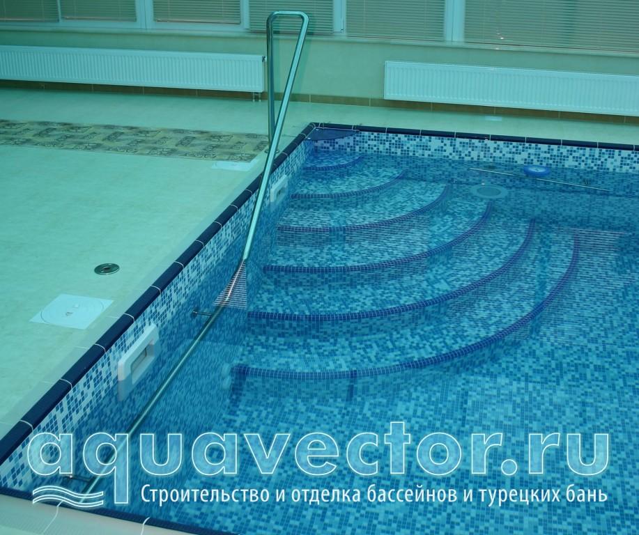 Общий вид бассейна