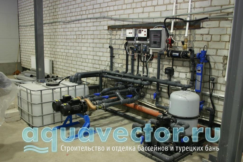 Оборудование для гидромассажной ванны