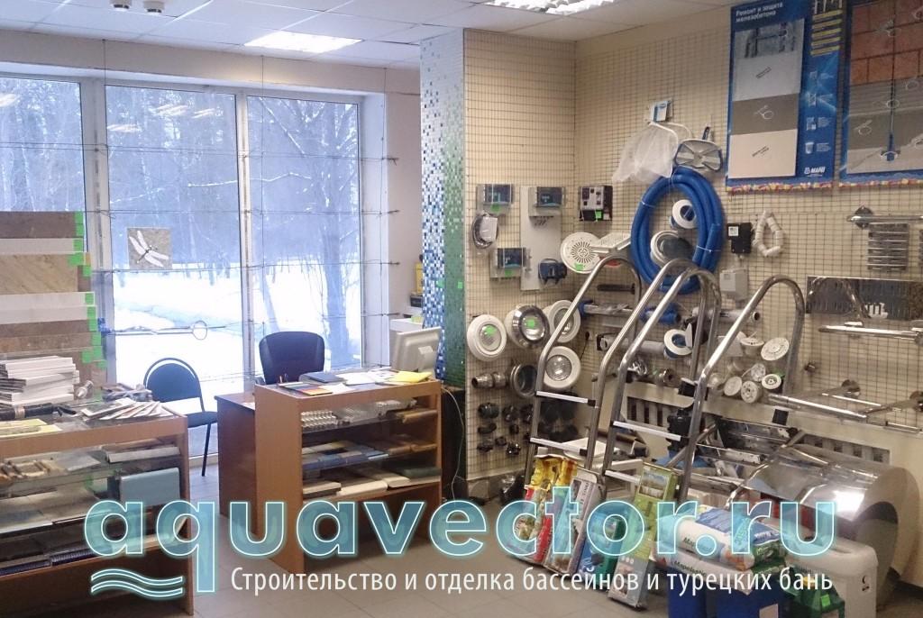 В магазине можно ознакомиться с большим выбором оборудования