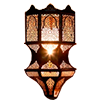 Марокканское освещение