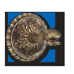 Кран Tivoli бронза