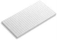 Прямоканальная противоскользящая плитка (12,5х25)