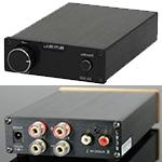 SMSL SA-98E - компактный цифровой усилитель для колонок 2х160 Вт