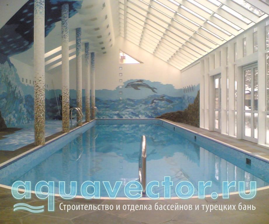 Строительство бассейнов ключ