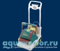 Робот-пылесос для бассейна Дельфин Magic Luminus (Израиль)