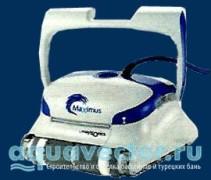 Робот-пылесос для бассейна Aquatron robotic sistem LTD MaxiMus x 70 (Израиль)