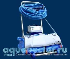 Робот-пылесос для бассейна Ultra MAX (Франция)