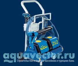 ">Робот – пылесос для бассейна Дельфин 2х2(Израиль)"" srcset=""https://aquavector.ru/content/uploads/2013/06/dolphin2x2.jpg 270w, https://aquavector.ru/content/uploads/2013/06/dolphin2x2-117×100.jpg 117w, https://aquavector.ru/content/uploads/2013/06/dolphin2x2-211×180.jpg 211w"" sizes=""(max-width: 270px) 100vw, 270px"" class=""aligncenter""></p> <h2 style="