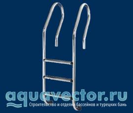 Лестницы на узкий борт. Тип 2