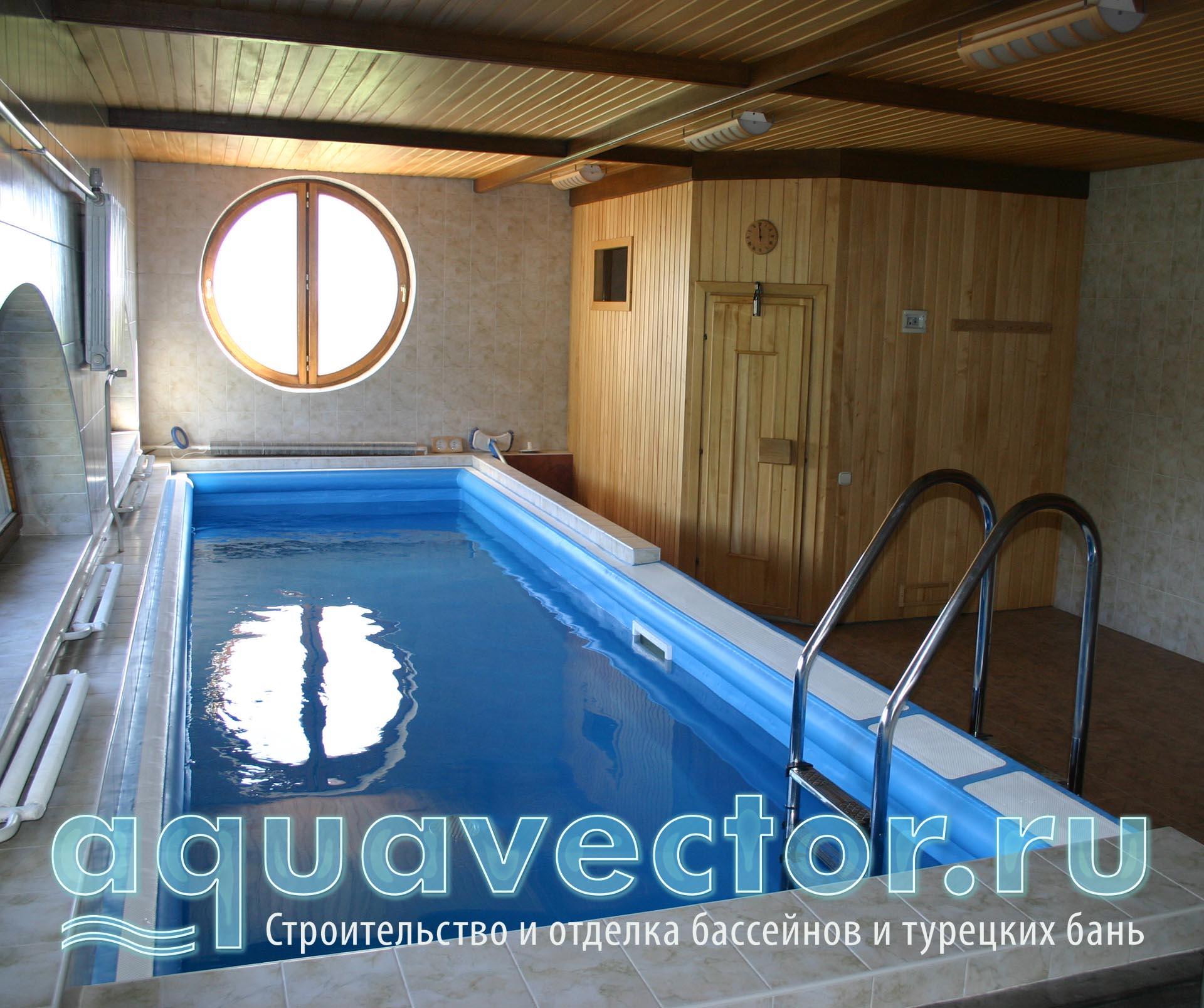 Реконструкция бассейна из нержавеющей стали