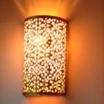 Светильник в хамам арт 129