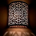 Светильник в хамам арт 142