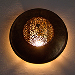 Светильник в хамам арт.арт.15