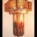 Светильник в хамам арт 11