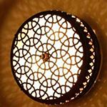 Светильник в хамам арт НА6