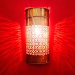 Светильник в хамам арт 54