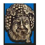 Кран Bacco бронза