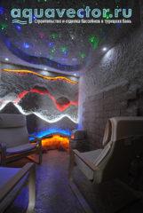 Соляная комната уголок