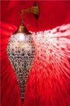 Марокканский настенный светильник(бра) арт.03