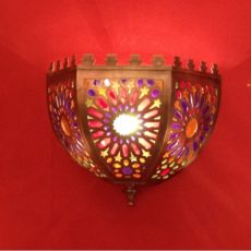 Марокканский настенный светильник MD-071