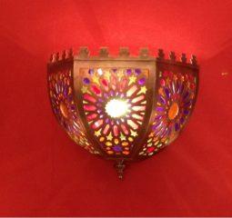 Светильник в хамам арт.071