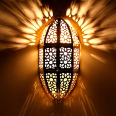 Марокканский светильник MD-151