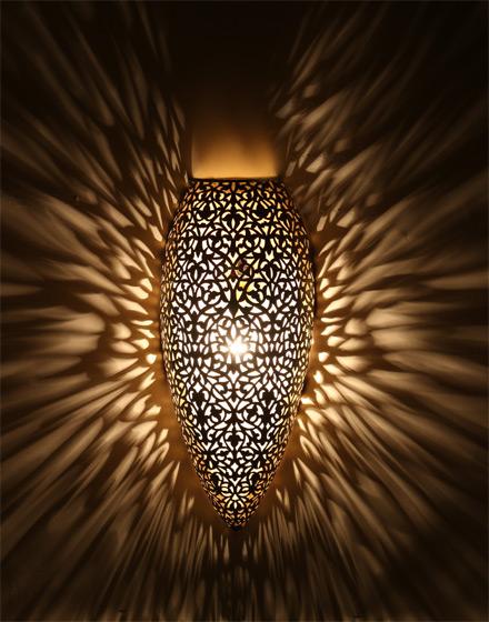 Светильник для хамама арт.154