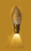 Марокканский светильник арт.24