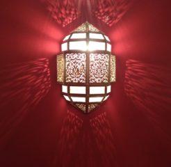 Светильник в хамам арт.45