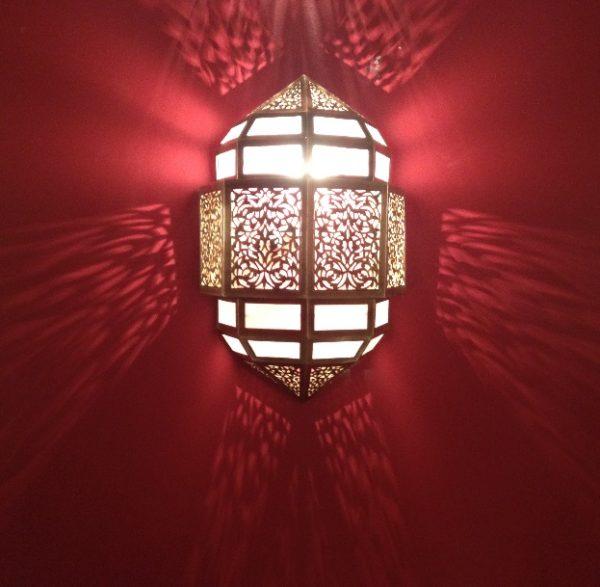Марокканский светильник арт.45