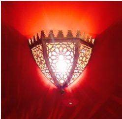 Светильник в хамам арт.50