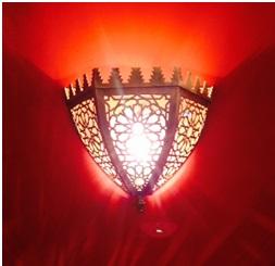 Марокканский светильник MD-50