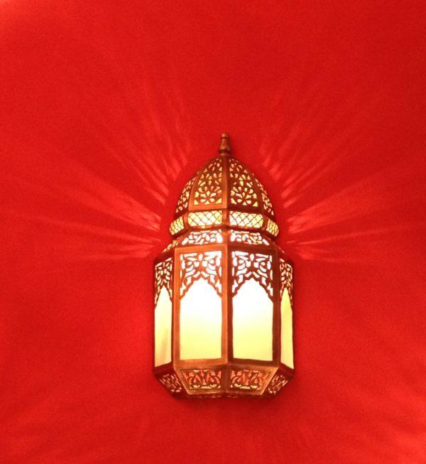 Марокканский светильник арт.53