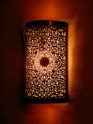 Светильник для хамама арт.57