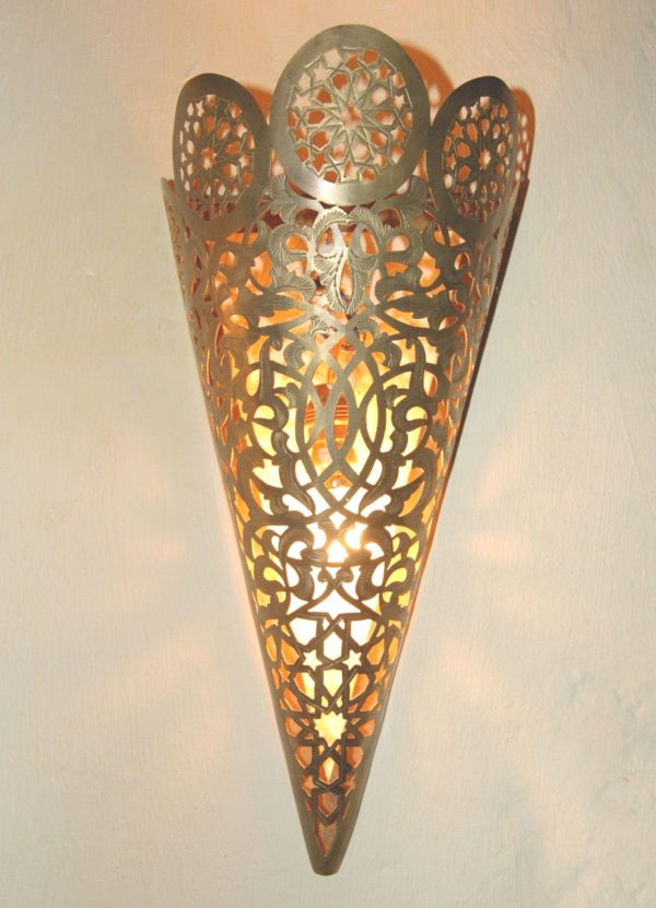 Марокканский светильник MAROC-21