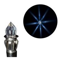Хрустальный рассеиватель HR12LED светодиодный