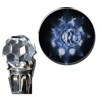 Хрустальный рассеиватель HR20LED светодиодный