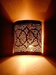 Светильник в хамам арт.144