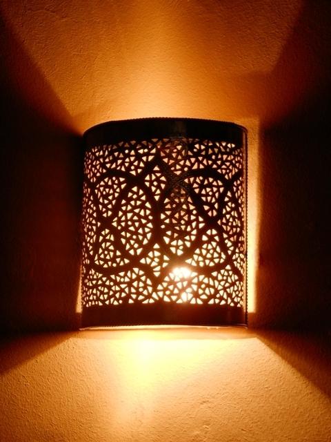 Светильник для хамама арт 144