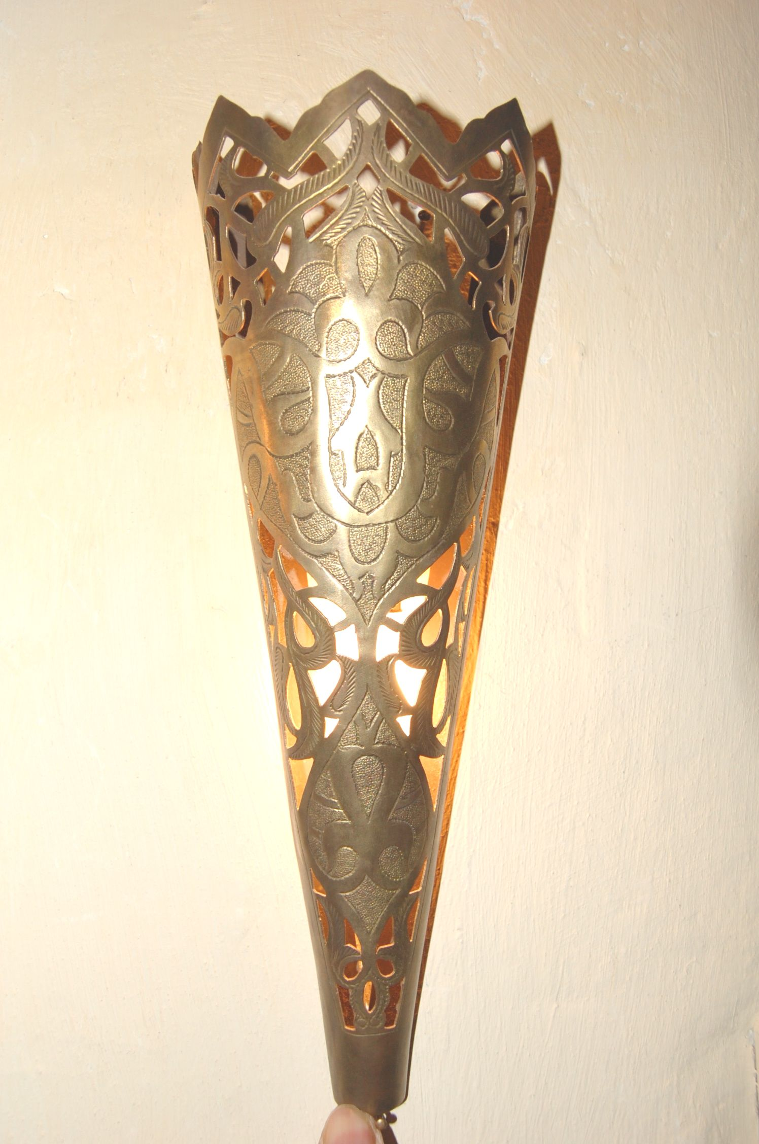 Светильник для хамама арт 22