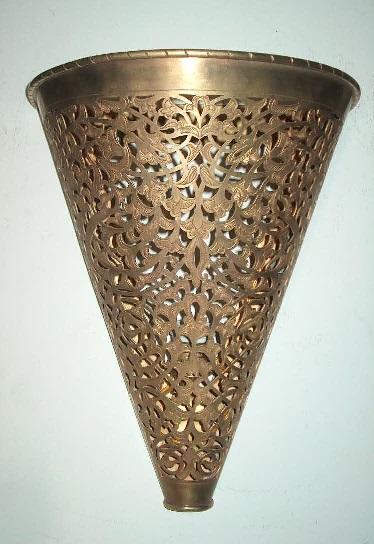 Светильник для хамама арт 25