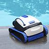 Подводный робот-пылесос для бассейна