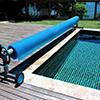 Сматывающие устройства для бассейна