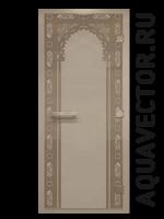 Двери Doorwood с рисунком