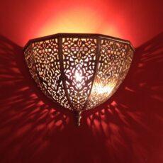 Светильник латунь для хамама арт. MD-52