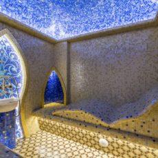 Освещение в хамам