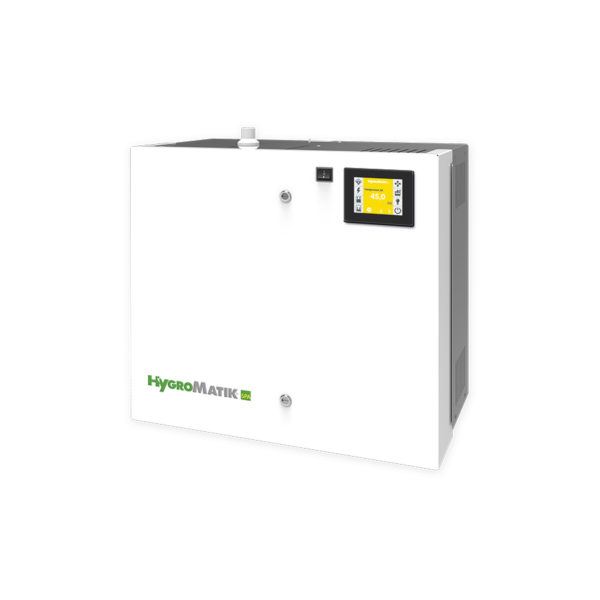 Парогенераторы Hygromatik Flex LineHeater Германия