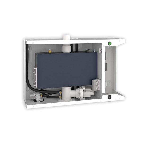 Парогенераторы Hygromatik Heater Slim внутри